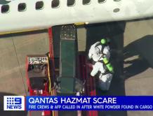 澳大利亚最大机场神秘包裹引发紧急警报 化验后是洗衣粉