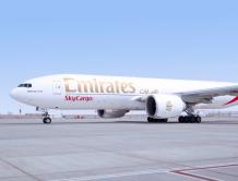 阿联酋航空SkyCargo货运部恢复货运服务至全球100个目的地