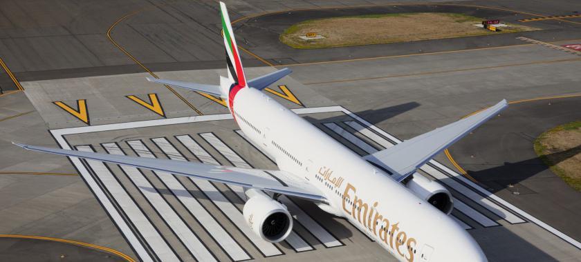 阿联酋航空将恢复迪拜-广州客运服务  每周一班