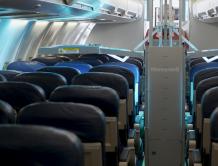 捷蓝航空采用霍尼韦尔飞机客舱紫外线清洁系统