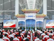 南京机场T1航站楼投入运营 进入双航站楼联合运行时代