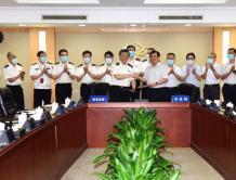 中国民航局与海关总署签署合作备忘录