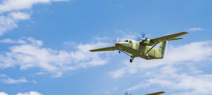 赛斯纳408空中快车项目强势推进,第二架测试飞机成功试飞