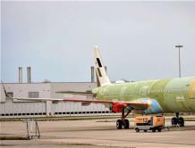 星宇航空第四架飞机机尾LOGO涂装首曝光 10月抵达台湾