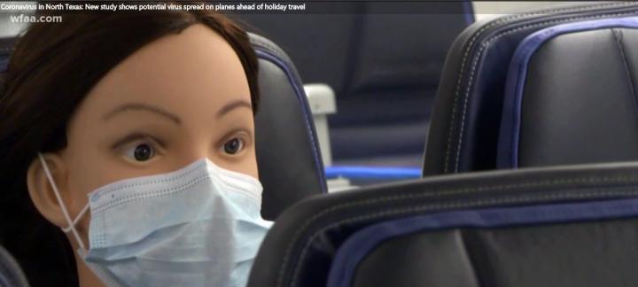 美国一女子飞机上呼吸困难死亡 官方3月后通报死于新冠肺炎