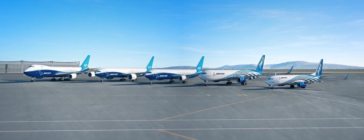 波音发布《世界航空货运预测》未来20年全球需要2430架货机