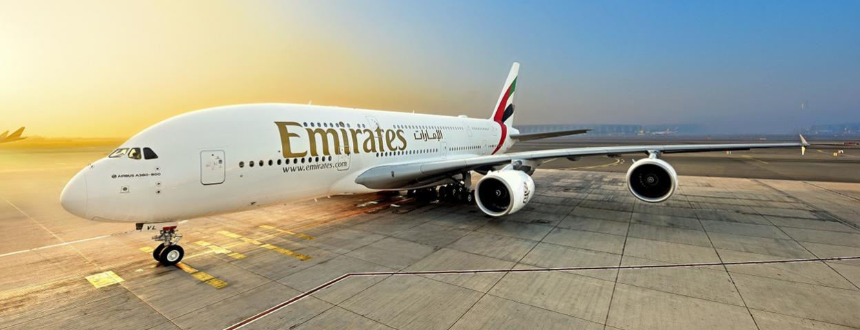 阿联酋航空接收一架新A380客机 2020年共接收3架A380