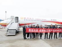 又一架ARJ21飞机入列成都航空
