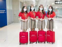 """越捷航空获颁全球10大""""最安全超低廉航空""""殊荣"""