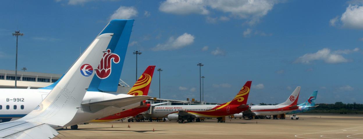 2020年中国民航机场吞吐量排行榜