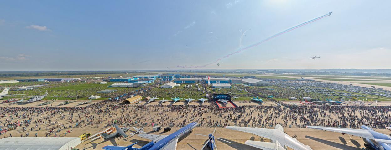 2021年莫斯科国际航空航天展7月举行