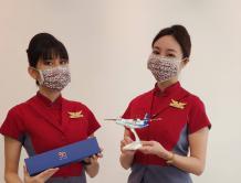 华信航空30周年推限量ATR72-600飞机模型 还有全新纪念商品