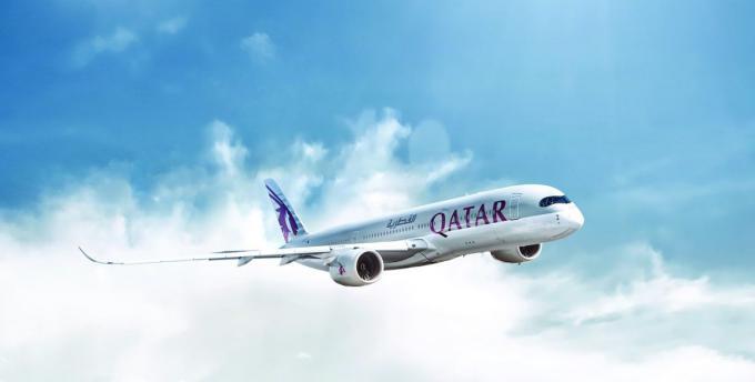 空中客车A350飞机表面出现缺陷 卡塔尔航空暂停接收