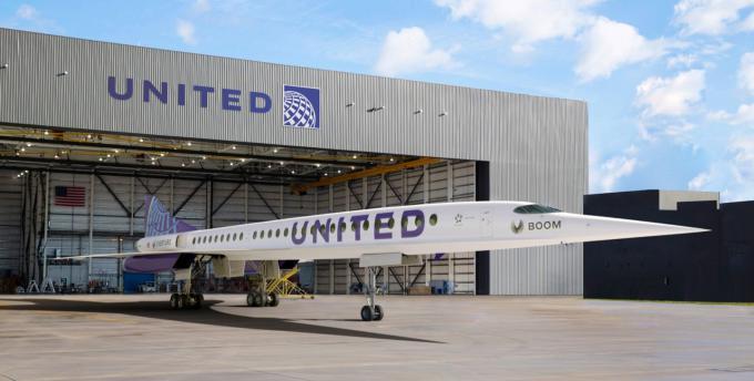 Boom Technology计划让乘客重新体验超音速飞行