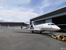 香港麗翔团队再接收一架G650ER公务机
