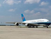 """""""巨无霸""""回归!南航A380执飞北京大兴至广州白云往返航线"""