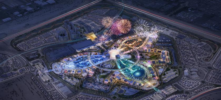 搭乘阿联酋航空前往迪拜可免费领取世博会门票