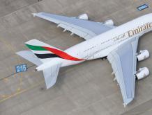 阿联酋航空将于11月接收最后一架A380客机 总数达118架