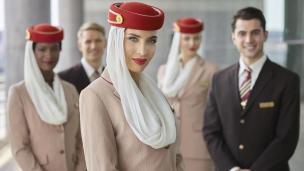 阿联酋航空向全球招聘3500人 包括3000名空乘