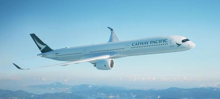 国泰航空承诺于2030年 采用百分之十可持续航空燃油