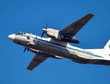 俄罗斯一架载有6人安-26飞机失联 已经发现飞机残骸
