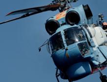 俄罗斯一架卡-27直升机在山区硬着陆 已发现残骸