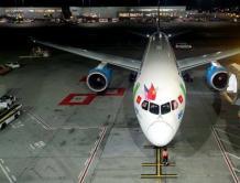 越竹航空首趟直飞美国航班圆满完成 飞行超13小时