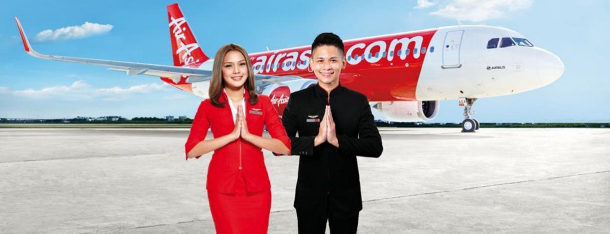 亚航荣获2021年亚洲领先低成本航空及最佳低成本航空空乘